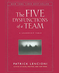 The Five Dysfunctions of a Team (Engels