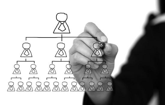 inrichten van organisaties